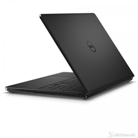 "Notebook Dell Inspiron 5559 i7-6500U 8GB/1TB/M335 2GB/DVDRW/15.6"" HD LED/Glossy Black/Ubuntu"