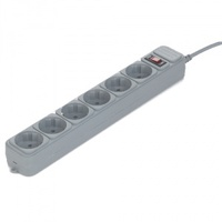 Power Protector Power Cube 1.8m 16A 6sockets