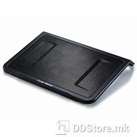 "CM Notebook Cooler NotePal L1, up to 17"", USB2.0, 1400»15% RPM, 21bBA, 70 CFM, Metal mesh"