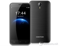 "Smartphone 5.0"" HD HOMTOM HT3 Pro Black 64bit Quad Core 1.3GHz/2GB/16GB/4G/2xSIM/5MP+13MP/A5.1"