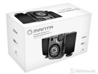 Speakers 2.1 Manta SPK213