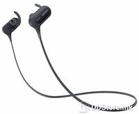 Headphones Sony MDR-XB50BSB Extra Bass Bluetooth IPX4 splash-proof Black