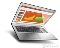 "Notebook Lenovo 510-15ISK I7-7500U/12GB/256GB SSD/940MX 4GB/15.6"" Full HD/Backlit KB/Win10"