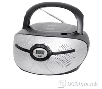 Portable Radio/CD/MP3 Player Trevi CMP 552 Black