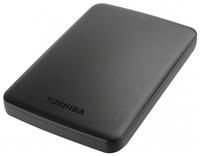 "EXTERNAL 2TB 2.5"" TOSHIBA CANVIO BASICS BLACK 3.0"