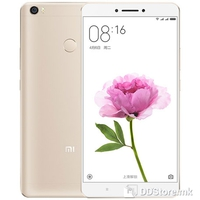 Xiaomi Mi Max 64gb Gold Color, Dual SIM, Display 6.44 inches, Resolution: 1080 x 1920 pixels, IPS LCD capacitive touchscreen, 16M colors, Corning Gorilla Glass 4, CPU: Octa-core (4x1.8 GHz Cortex-A72 & 4x1.4 GHz Cortex-A53), Chipset: Qualcomm MSM8956