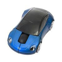 Mouse Omega Wireless Car OM-300 1200dpi Blue