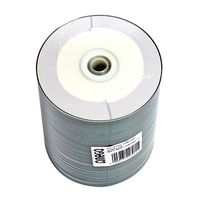 CD-R 700MB 52x Freestyle 100pcs White Inkjet Printable Wrap