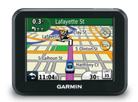 GARMIN Nuvi 30 + Adria Route 4.0 Maps
