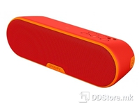 Speaker Sony Bluetooth Portable SRS-XB2R Red