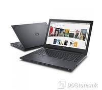 "Dell Inspiron 3542, Intel Core i3-4005U (1.70GHz, 3MB), 15.6"" HD (1366X768) LED Backlit Glare, HD Cam, 4096MB 1600MHz DDR3L, 500GB HDD, DVD+/-RW, NVIDIA GeForce 820M 2GB DDR3L, 802.11n, BT 4.0, Linux, Black, 5397063882625"