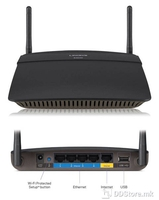 Linksys EA6100 Wireless Smart Router AC1200 w/4 Lan ports, 1 X USB