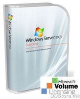 Windows Svr Std 2008 R2 w/SP1x64 English 1pk DSP OEI DVD  P73-05128