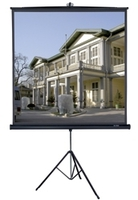Projection Screen Vega 180x180 w/Tripod