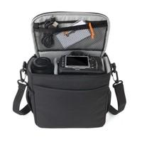 LowePro Format 160 торбица за Nikon D-SLR D3100, D3200, D5200, D7100  со два објектива