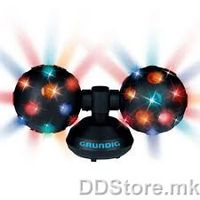 Grundig Disco ball Double, diameter 2x 15,7cm, 15W 230V, E14, model 72796
