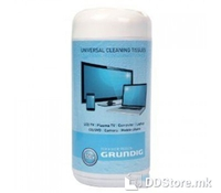 Grundig cleaning tissues 50pcs, model 38677