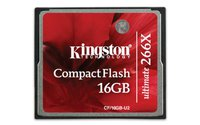 Compact Flash Card Kingston 16GB Ultimate 266x