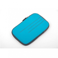 "Tablet Sleeve Platinet 7"" Anti-shock Bubble Florida Blue"