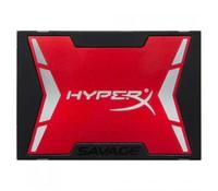 120GB HyperX SAVAGE SSD SATA 3 2.5 (7mm height), SHSS37A/120G