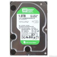 HDD 1TB WesternDigital 7200rpm 32MB Cache SATA-3 Caviar Green WD10EADX