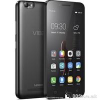 "LENOVO VIBE C  A2020 (black), 5.0"" FWVGA (854x480) TN display, Dual Sim, LTE, Qualcomm® Snapdragon™  210 quad-core 1.1GHz , 1GB RAM, 8GB internal storage,5MP auto-focus rear camera w/ flash,2MP wide-angle selfie camera, 2300mAh battery, An"