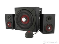 Speakers 2.1 Genesis Helium 600 60W RMS w/Remote