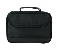 "DICALLO Notebook Bag Model No: LLM9148 for 15.6"" Notebook, Black, Hard frame bag, Dotted nylon"