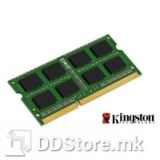 SODIMM Notebook Memory Kingston 8GB CL17 DDR4 2400MHz 1.2V