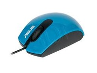 ASUS UT210 MOUSE/RB, Light Blue, Optical 1.000DPI, P/N: 90-XB1C00MU00600-