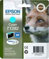 Crtg. for Epson St.SX125/425W/BX305F cyan (170p.) 3.5ml C13T12824011