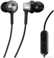 Earphones Sony MDR-EX450APH w/Microphone aluminium body Gray