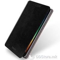Flip Case for Xiaomi Redmi Note 3 Leather Black