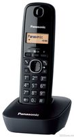 Panasonic Phone KX-TG1611FXH Black