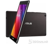 "ASUS Zenpad Black, 7"" IPS , 1024*600 (WSVGA), 10-finger capacitive touch screen, Ram 1 GB, Storage 16 GB EMMC, Camera Front: 0.3M Rear: 2M, Intel SoFIA Qar-Cord CPU (C3200),  GPU Mali 450 MP4, Build-in high quality speaker * 1 Mic, BT 4.0, 802.11 b/g"