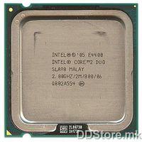 Intel® Core™2 Duo E4400 2.00GHz 2MB LGA775 Tray