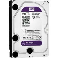 HDD 2TB WesternDigital, I.P. rpm, 64MB Cache SATA-3, 6.0Gb/s, Purple Surveillance, WD20PURX