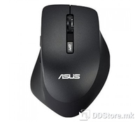 ASUS WT425 MOUSE Black, Optical wireless mouse with advanced tracking technology with up to a maximum 1600DPI resolution.