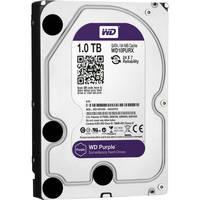 WD HDD 1TB, 64MB, SATA 6Gb/s, Purple Surveillance storage