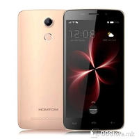 "Smartphone 5.5"" HD HOMTOM HT17 Pro Gold 64bit Quad Core 1.3GHz/2GB/16GB/4G/2xSIM/5MP+13MP/A6.0"