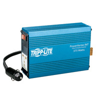 TrippLite Inverter-Charger 375 Watts, Output: 230V, 12VDC, Car Connection: Cigarette Lighter Plug