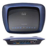 Linksys Wireless-N VPN Router  E3000