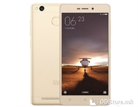 Xiaomi Redmi 3s Prime 3GB/32GB LTE Dual SIM Gold