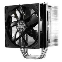 Cooler Master  Hyper 412S Universal incl. LGA 2011, high-end silent cooler, 4 CDC heatpipes, 120mm 1300-900RPM fan with fanspeed adapter RR-H412-13FK-R1