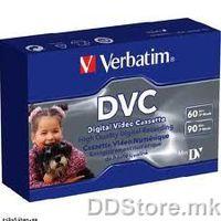 Digital Video Cassette Mini Verbatim 1pc 60/90min