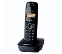 Telephone Panasonic KX-TG 1611FXH Black