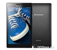 "Lenovo IdeaTab 2 A7-20, Ebony Black, 8GB, WiFi Tablet, 7.0"", IPS LED capacitive touchscreen, Resolution 1.024x600, 16Millions colors, Slot microSD, up to 32 GB, 1GB RAM, 8GB (eMMC), 0.3 MP HD Front camera, MTK8127 Quad-core 1.3 GHz Cortex-A7 CPU, And"