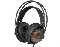 Headphones SteelSeries Siberia V3 Prism Gaming USB Grey