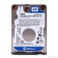 """HDD WD 2.5"""" 500GB 8MB SATA III, 5400 RPM, Scorpio Blue, WD5000LPVX"""