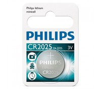 Philips CR2025/01B, 3.0V coin 1-blister